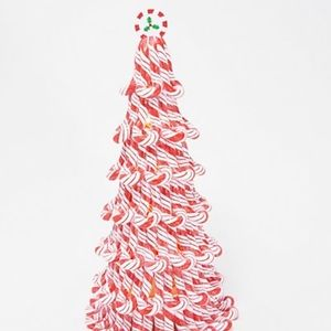 """16"""" Oversized Peppermint Candy Tree by Valerie"""